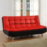 Modern Metal Legs Singer Fabric Sofa Chair (UL-NS373)