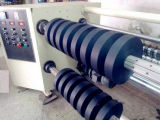 Leather Materials Automatic Cutting and Rewinder Machine
