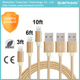 Fast Charging USB Data Cable for iPhone 6 6s Plus iPad