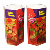 Recyclable Corrugated Paper Dumpbin Display