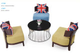 Outdoor Leisure Bar Stool Wooden Garden Furniture Set