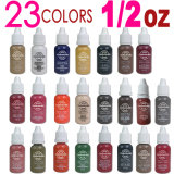 Biotouch Tattoo Pigment 23 Color Permanent Makeup Inks