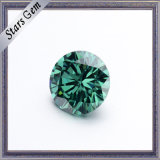 Exellent Quality Green Color Moissanite Diamond