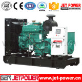 Cummins Engine Generator Diesel Set Silent 30kw 8 Hours Fuel Tank
