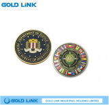 Custom Designed Metal Coin Challenge Coin Promotion Gift