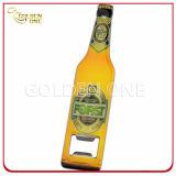 Custom Full Color Printed Bottle Shape Metal Bottle Opener