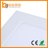 2X2 High Power 15W Square Recessed LED Panel Light for Office Home Indoor Ceiling
