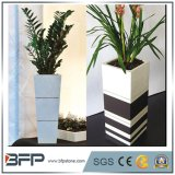 Granite Flower Pots & Planters