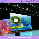 P6, P3 Ce, RoHS Indoor Rental Full Color LED Display Panel Board Screen Advertising