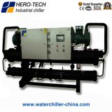 Water Cooled Screw Water Chiller for Plastic Machine
