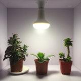 9W Power LED Grow Light Bulb for Leafy Plants