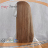 Wefted Lace Front Comb Style Back Clips in Human Hair Wig