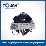 Tough Rope Black Synthetic UHMWPE Fishing Sailfish Wia Line