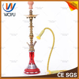 Water Pipes Copper Rod Manual Pipe Triangle Bottle Hookah Shisha