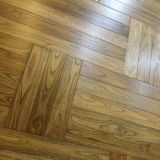 Smooth High Quality Robinia Parquet Wood Flooring