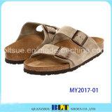 New Design Rubber Sole Men Cork Sandals