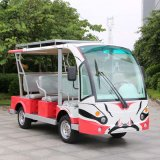 Whole Sale 8 Seaters Passenger Car Electric Sightseeing Car (DN-8F)