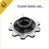 Manufacturer Qingdao CNC Machining Iron Casting Wheel Hub