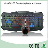 2017 Top Selling Colorful LED Backlight Computer Mechanical Gaming Keyboard (KB-903EL-C)