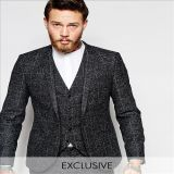2016 Hot Sale Men′s Customized Fashion Men Blazer Suit