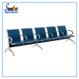 Public Furniture PU Leather Clinic Waiting Chair