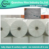 Soft SSS Nonwoven Fabric for Diaper with SGS (BH-029)