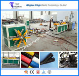 Cheap and Good Quality Plastic Single Wall Corrugated Pipe Production Line / Extrusion Machine