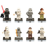 High Quality 3D Puzzle DIY Toy Mini Figures Star Wars 10251218