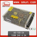 120W 24VDC 5A Power Supply Switching Small Size Single Output