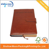 Newest Hot Selling Glossy Notebook with Magent Closure (AZ122444)