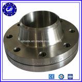 C22.8 P245gh P250gh BS En1092-1 DIN2632 Forging Carbon Steel Welding Neck Flange