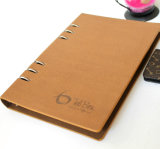 Embossed Logo Hardcover Notebook