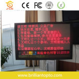 Indoor LED Panel for Message Display (P7.62)
