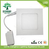 3W 6W 9W 12W 15W Square TUV LED, Panel Light