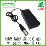 Output 7A 12V Li-ion Battery Charger for Safety Security Products