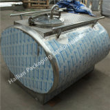 Stainless Steel Milk Transportation Container