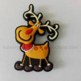 Wholesale Christmas Deer Fridge Magnet Christmas Gifts