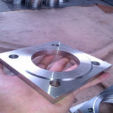 Stainless Carbon Forged Non-Standard Steel Square Flanges