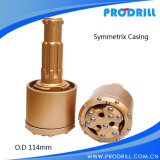 Casing O. D 114 Mm Symmetrix Overburdern Drilling System