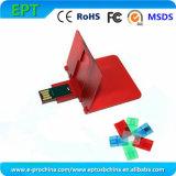 Folding Card Shape USB Memory Disk USB Flash Drives for Promotion (EC024)