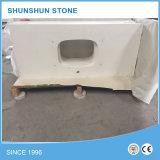 Popular Artificial Stone White Quartz Vanity Top
