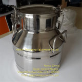 15 Liter Airtight Stainless Steel Raw Milk Storage Container