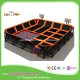 Safety Commercial Trampoline Park Equipment Big and Cheap