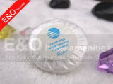 Pleated Wrapped Round Natural Hand Made Hotel Soap