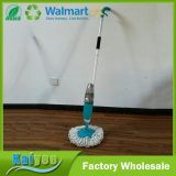360 Floor Cleaning Spin Spray Mop with Round Head