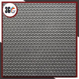 3G PVC Good Price Anti-Slip Mat with Diamond Backing