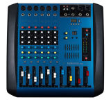 2 Stereo Input 6 Channels Professional Audio Mixer Bm6