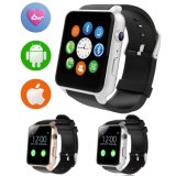 Smart Watch with Bluetooth V4.0 2g GSM 1.3MP Camera NFC Heart Rate Monitoring Sleep Monitor