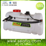 ATV Electric Sprayer Seaflo 100L 12V Electric DC Agriculture Sprayer