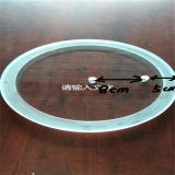 Rounded Acrylic Panel Covers with Milling